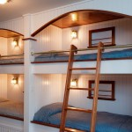 Custom Home Building Bedroom Bunks