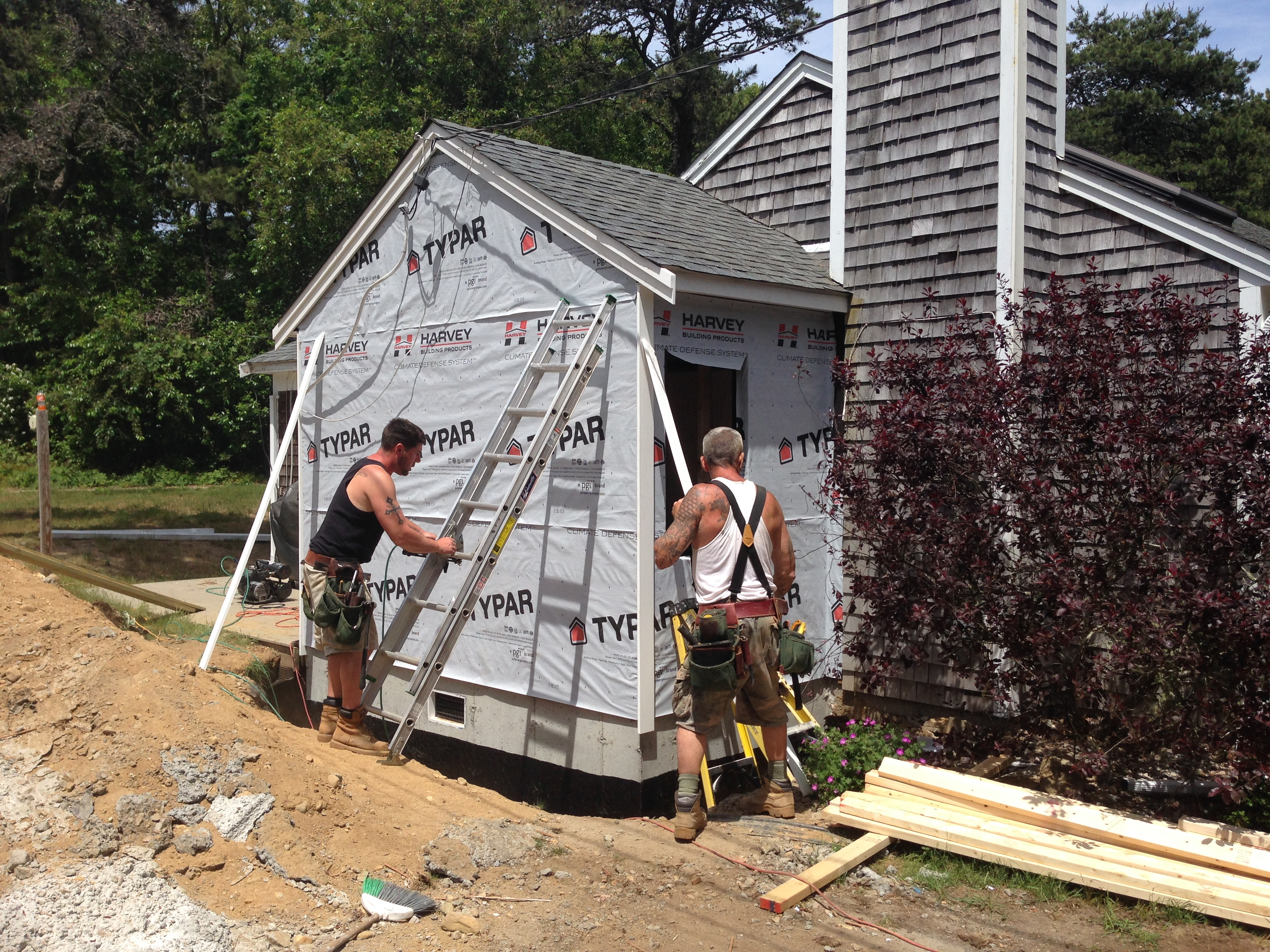 Home Addition Contractors