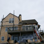 Lower cape seaside home siding contractor