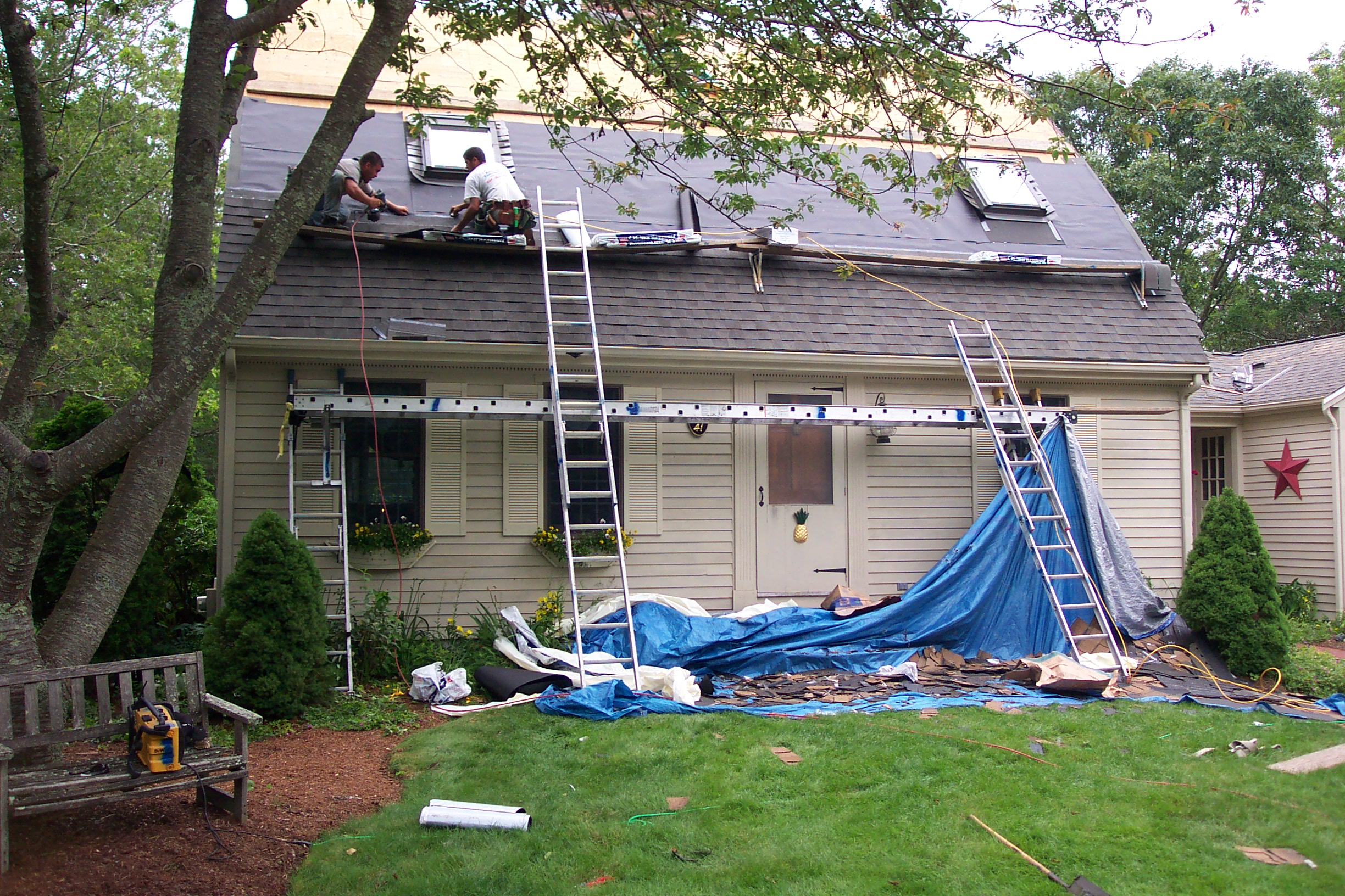 Northside Roofing Installation